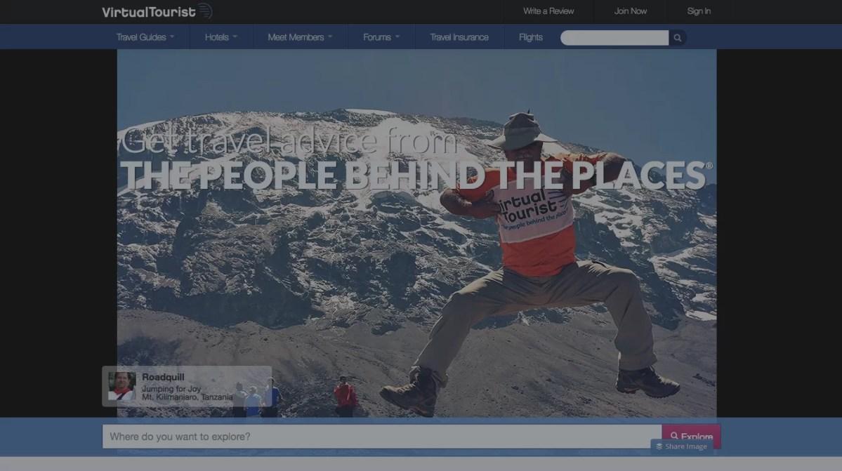 TripAdvisor cierra VirtualTourist