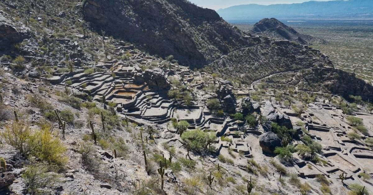 En Tucumán: Amaicha del Valle, entre las ruinas de Quilmes y las bodegas