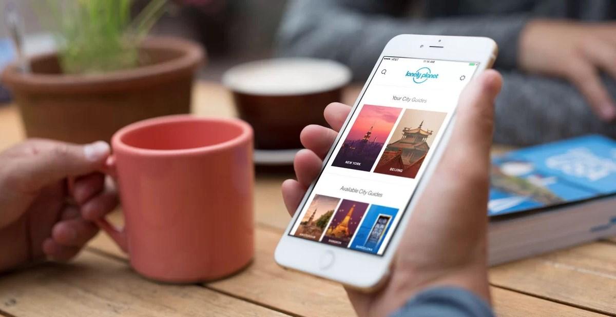 Lonely Planet Trips: viajes y storytelling para móviles