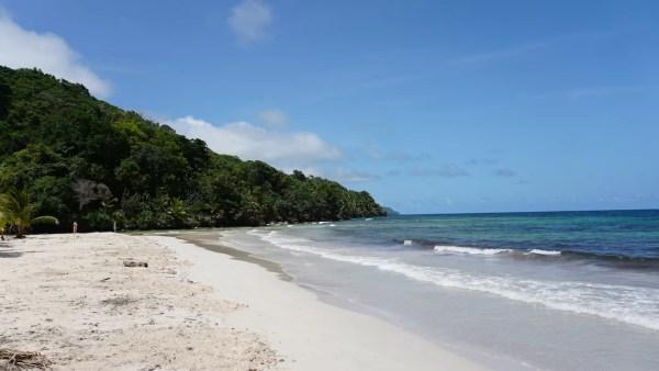 Playa Caño Frío, Samaná