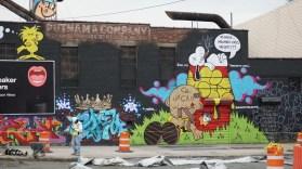 Graffiti & Street Art Walking Tour Brooklyn