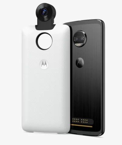 Camara 360 Motorola