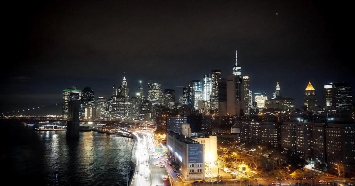 Big Bus y el tour nocturno por Manhattan + video 360