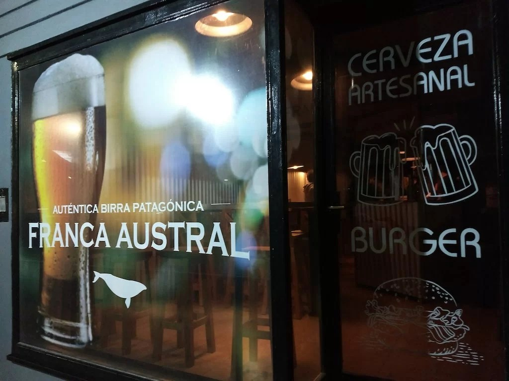 Cervecería Franca Austral