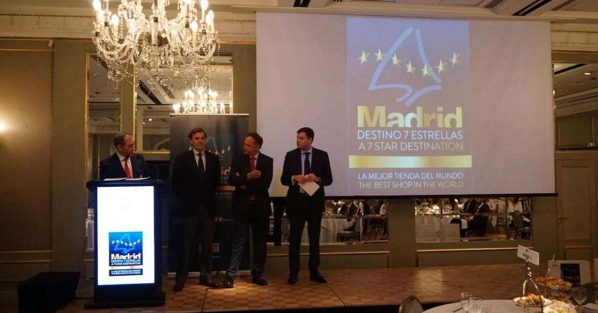 Madrid Destino 7 Estrellas, presentación en Buenos Aires