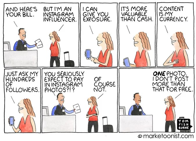 Marketoonist Instagram