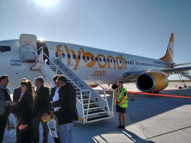 FlyBondi Trelew