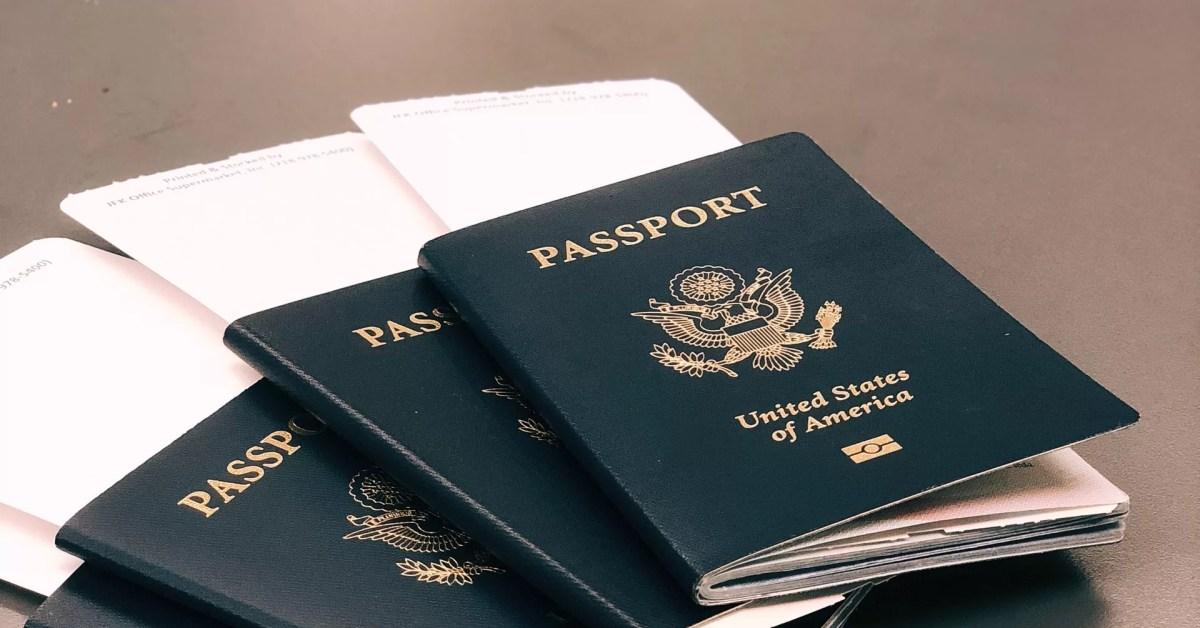 Pandemia y la crisis de los pasaportes