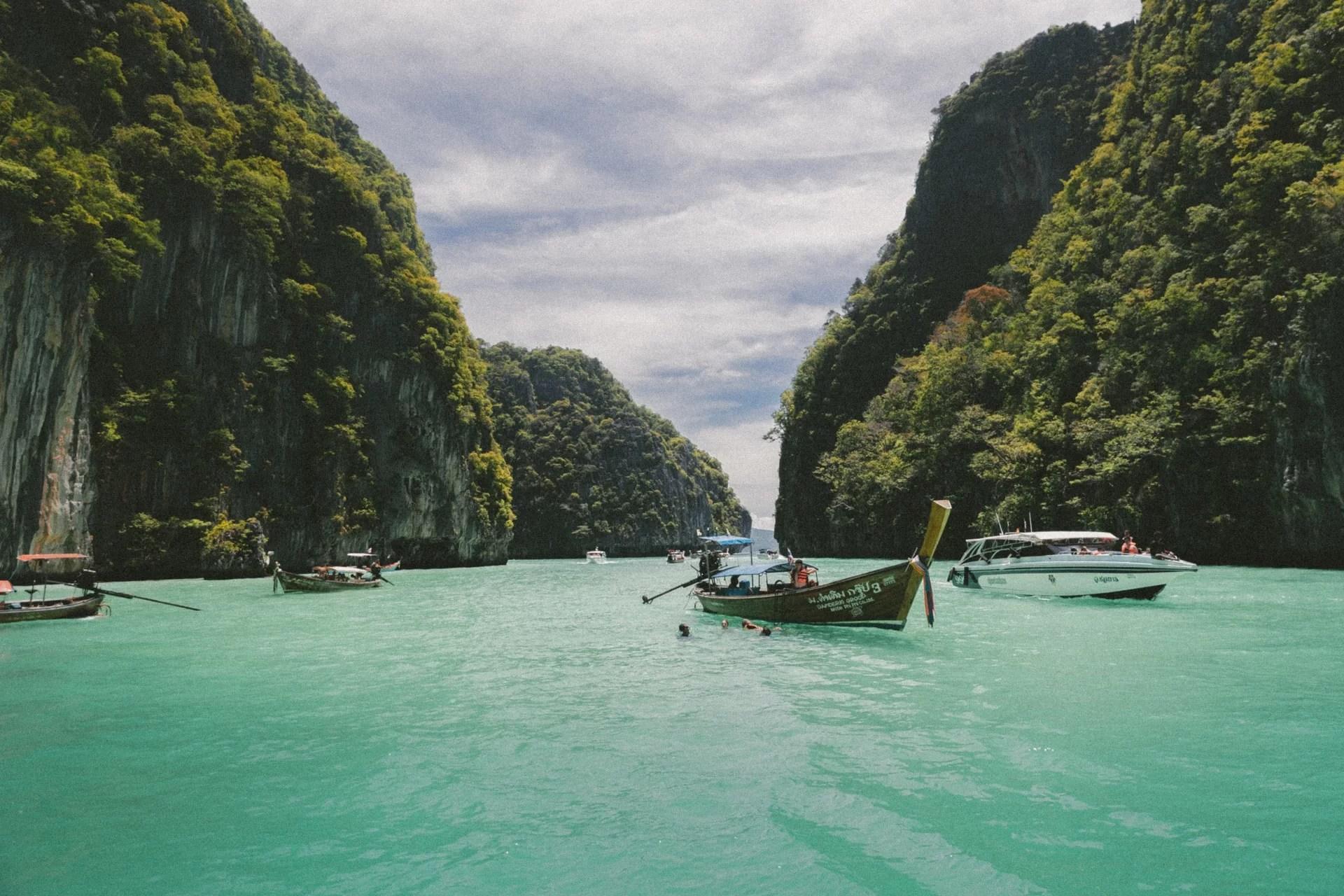 Tailandia y el fracaso de las burbujas turísticas (Historia para móviles) - Blog de Viajes