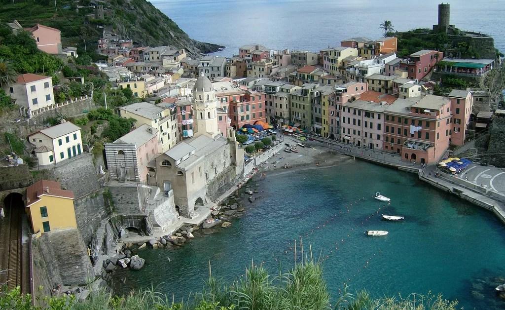 Los límites del turismo: el caso Cinque Terre