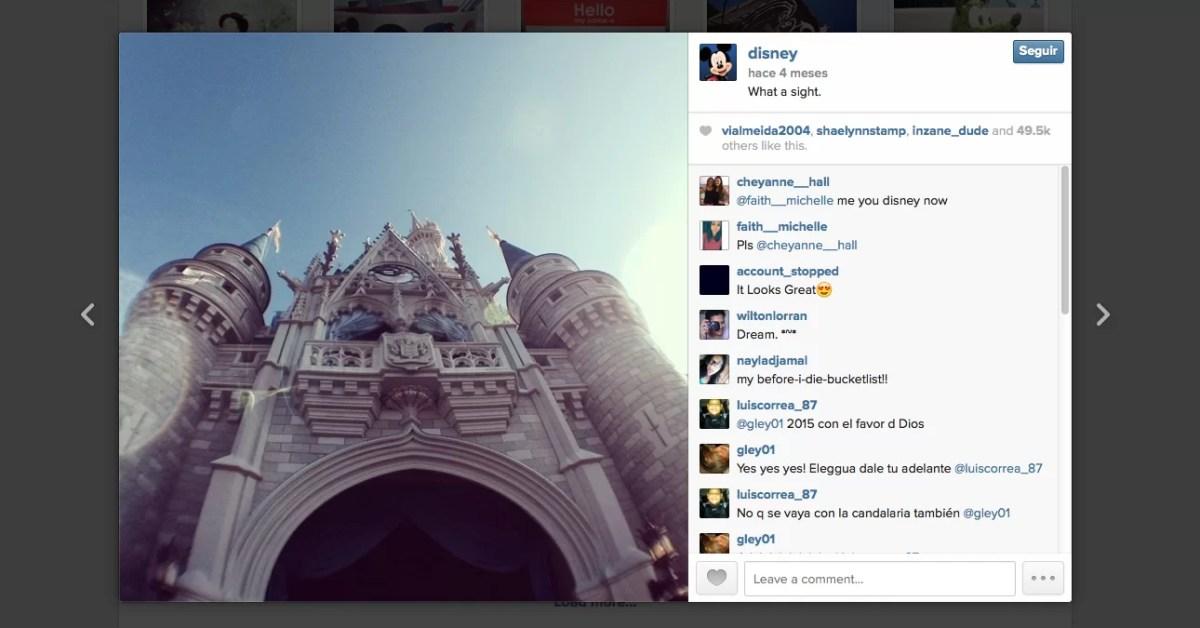 Los 10 lugares con más fotos en Instagram en 2014