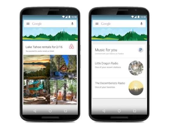 Google Now: más tarjetas, pero sin apertura a todos los desarrolladores