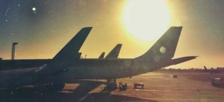 Aeropuerto de Ezeiza, Buenos Aires, Argentina