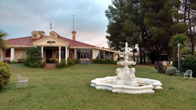 Estancia Villaverde