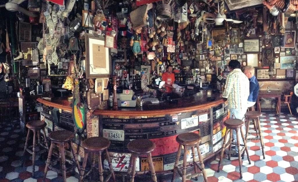 #ArubaBT 4: Charlie's Bar y una historia contada con StoreHouse