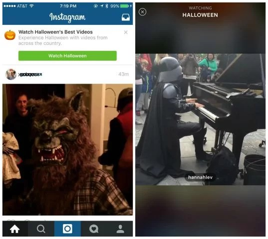 Instagram va por las historias
