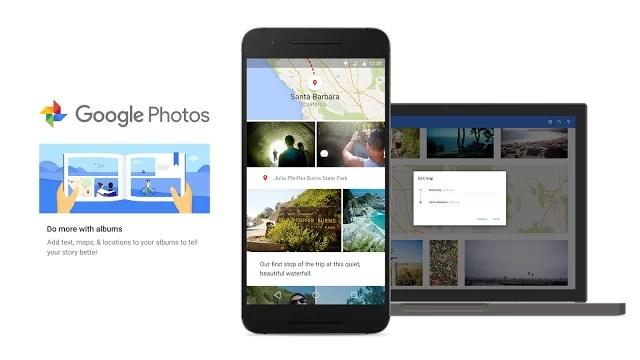 Google Photos crea de manera automática tu álbum de vacaciones