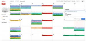 1Calendrier de diffusion calendrier semiPlein 1 300x144 - 15 astuces pour Google Agenda