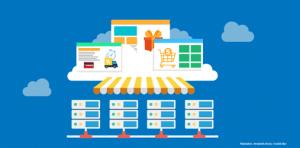 hébergement site web - E-commerce : la performance de votre business passe par celle de vos serveurs, pensez au Cloud Privé