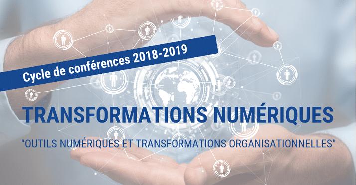 Agenda des conférences du Disrupt Campus Lyon