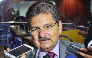 Após encontro com Ricardo, Galdino diz que não haverá disputa na base e condução será feita pelo governador