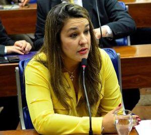 """Deputada questiona composição de equipe da Câmara de Conciliação:""""Parece que tem algo a esconder""""."""