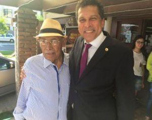 Pai de Ricardo Barbosa morre aos 91 anos