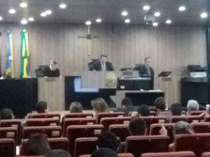 Desembargador Romero vota pela condenação de Ricardo por conduta vedada nas eleições de 2014