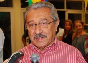 Zé Maranhão lamenta morte do ex-vereador de João Pessoa Heraldo Teixeira