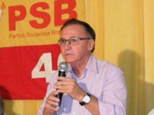 Em nota, presidente do PSB rebate Renato e promete acioná-lo no Conselho de Ética