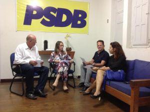 Bastidores: PSDB vai apresentar a Cartaxo indicações para duas secretarias em JP
