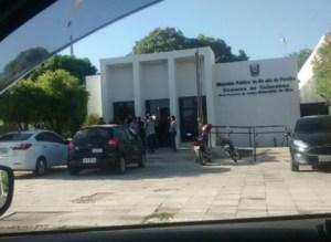 Prefeita de Monte Horebe é presa pela PF na operação Andaime
