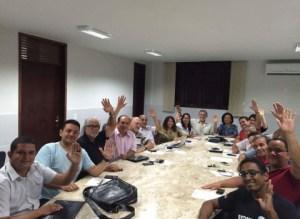 Após reunião, PT oficializa candidatura do partido à Prefeitura de João Pessoa