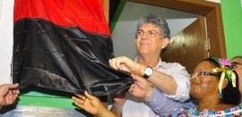 Ricardo entrega escola Cidadã Integral em Santa Rita