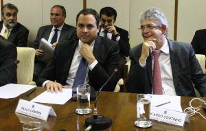 Em nota, governadores do NE repudiam processo de impeachment de Dilma