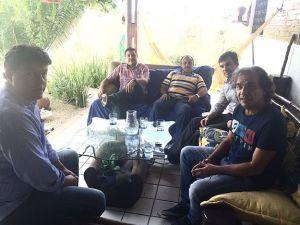 Bancada de oposição na CMJP marca coletiva para manhã desta terça-feira