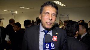 Deputado rompe silêncio e elogia Ricardo Coutinho por inauguração de obra