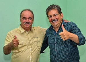 PT do B retira candidatura e anuncia apoio ao projeto Adriano Galdino em Campina Grand