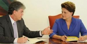 Ricardo Coutinho tem reunião com Dilma em Brasília nesta quarta-feira