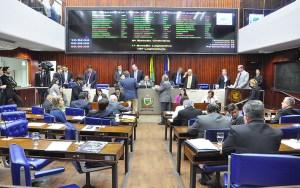 AL rejeita voto de aplauso a presidente nacional do PSB, com voto de deputados do partido