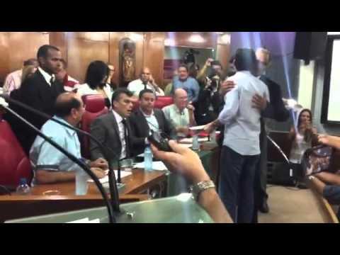 Vereadores de JP quase se agridem em audiência para debater obras da Lagoa