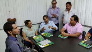 PTdoB anuncia aliança proporcional com PPS e oficializa apoio a Cida Ramos