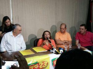 Cida diz que Nonato terá papel de articulação importante na campanha do PSB