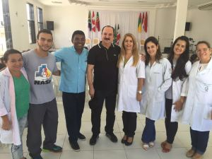Gabinete do Presidente da CMJP realiza ações de saúde em bairros da Capital