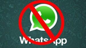Por determinação da Justiça, WhatsApp fica fora do ar