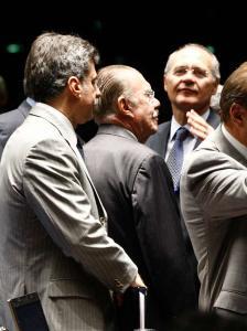 Janot pede a prisão de Renan, Cunha, Sarney e Jucá, do PMDB