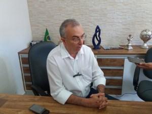 Nonato admite atrito com PR, mas diz que vai conversar com direção do partido para contornar situação
