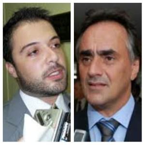 Exclusivo: Caio Roberto tem encontro com prefeito e apoio do PR a Cartaxo depende de aliança com partido da base