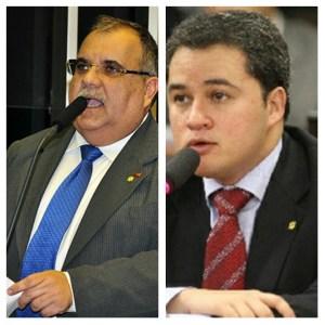 Depois de Wilson Filho, Rômulo Gouveia e Efraim Filho declaram que vão votar pela cassação do mandato de Eduardo Cunha
