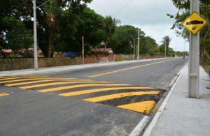 Prefeitura de João Pessoa entrega pavimentação de via de acesso à Estação Cabo Branco